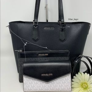 Michael Kors Kimberly Large 3 in 1 Tote